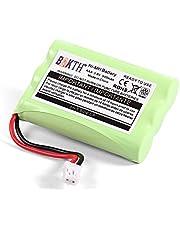 BAKTH 900mAh Batteria di ricambio da 3.6V Ni-MH per Motorola MBP33 MBP36 MBP33BU MBP33P MBP35 MBP36PU MBP41 MBP43 MBP18 CB94-01A Baby Monitor (non compatibile con MBP33S e MBP36S)