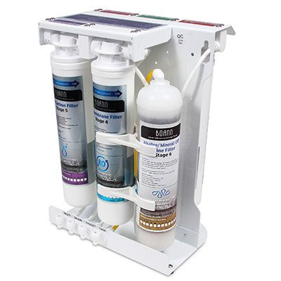 BOANN BNRO6SYS Reverse Osmosis 6-Stage Water Filter System