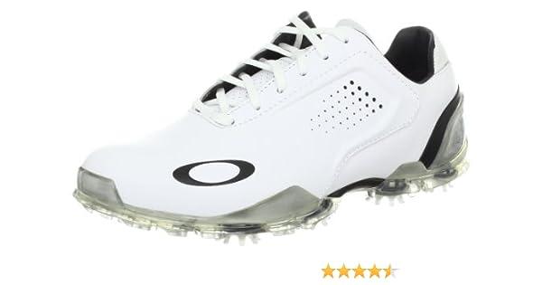 Oakley - Zapatos de golf para hombre Blanco blanco: Amazon.es: Zapatos y complementos