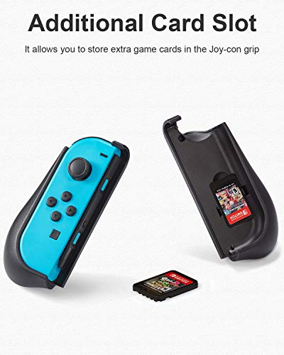 10000mAh Battery Charger Case for Switch, YOBWIN Portable Backup Charger Station Console with a Pair of Joy-Con Grip… 3