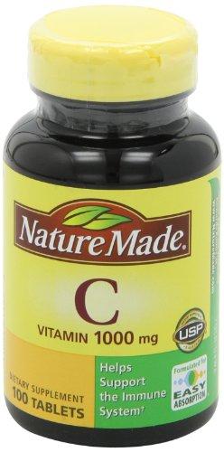 031604014896 - Nature Made Vitamin C, 1000 mg, 100 Tablets. carousel main 8