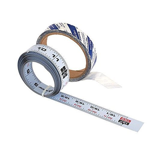 (Fastcap Self-Adhesive 16' Measuring Tape Reversible Left or Right Read, Standard)