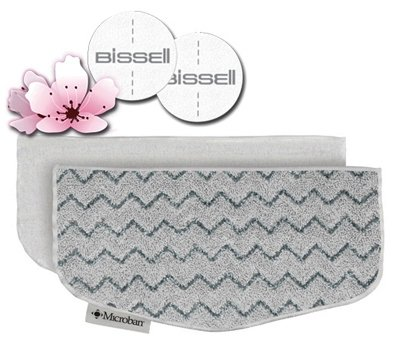BISSELL PowerFresh  with Fragrance Discs , 5938 Steam Mop Pa