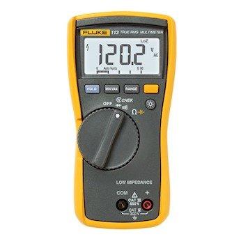 Fluke 113 General purpose True-rms Digital Multimeter