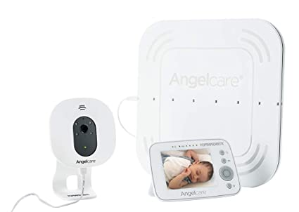 Foppapedretti AngelCare Video AC215 Monitor para bebés con sensor de movimiento