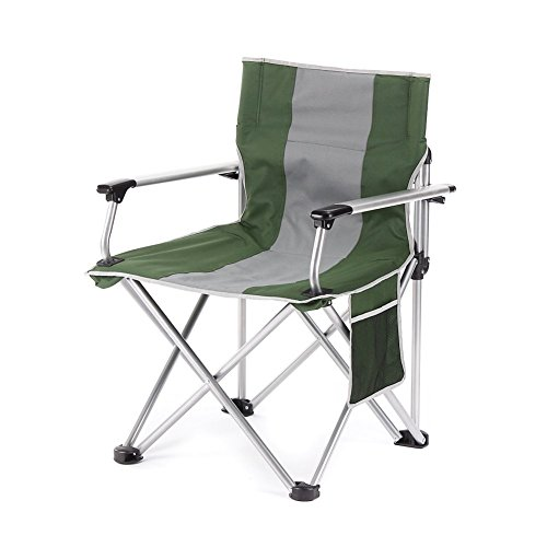 CampLand Oversize Heavy Duty Folding Camp Quad Chair for camping, fishing, BBQ