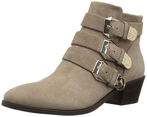 Ankle Rose Taryn Samantha Taupe Women's Boot 80wxRUw