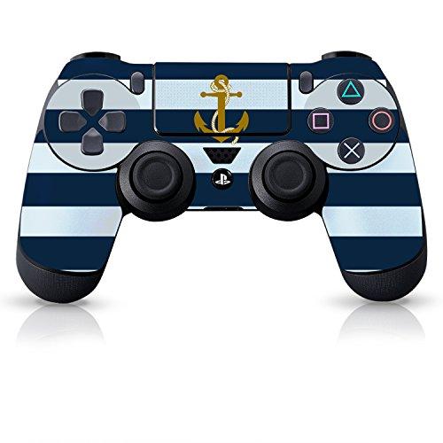 Máscara de controlador con licencia oficial de Controller Gear - Náutico - PlayStation 4