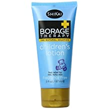 SHIKAI - Borage Therapy Children's Formula Lotion - 3 fl .oz. (87 ml)