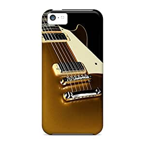 New Arrival Premium 5c Case Cover For Iphone (gibson Les Paul)