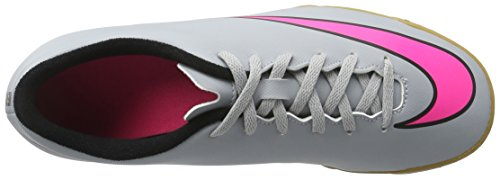 Nike Mercurial Vortex Ii Ic 651648-060 Chaussures Pour Hommes Gris, Rose