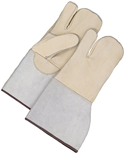 BISS NCTOB-XXL Composite Toe Overshoe Prop 65 Compliant PVC 2XL MEGAComfort Mens 13.5-15 Composite Toe Cap Non-Steel Black MEGAComfort