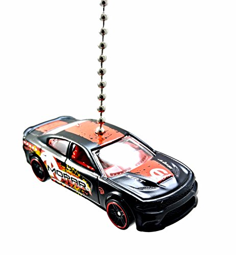 Hot wheels diecast dodge charger ceiling fan light pulls ornaments save aloadofball Image collections