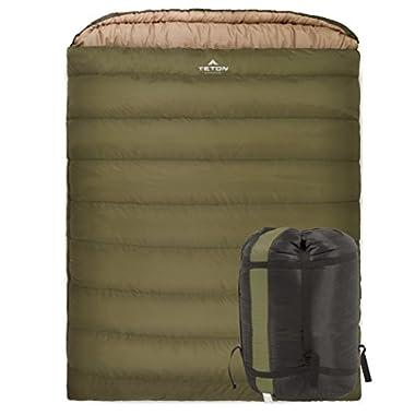 TETON Sports Mammoth Double Sleeping Bag