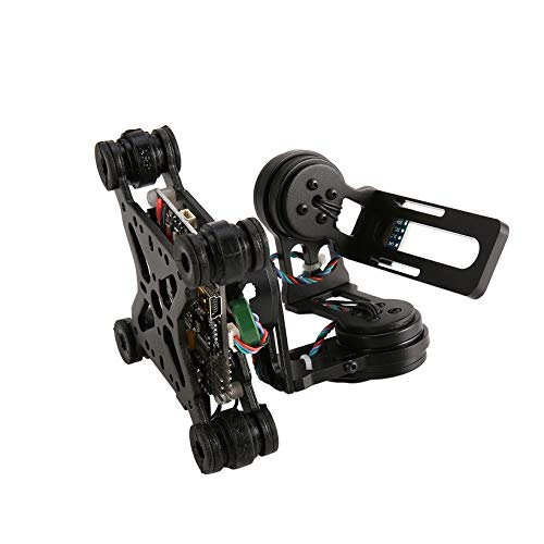 Wikiwand HAKRC 3-Axis Brushless PTZ Control Panel Gimbal for Drone Gopro3/4 Phantom by Wikiwand (Image #7)