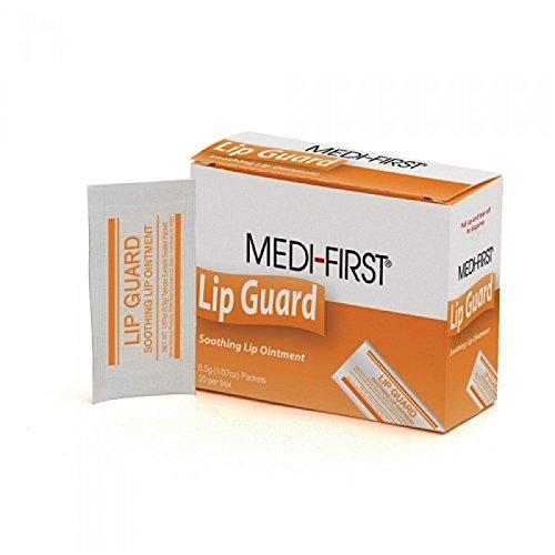 MEDI-FIRST Skin Moisturizers - Lip-Guard 0.5 Gram Packets...