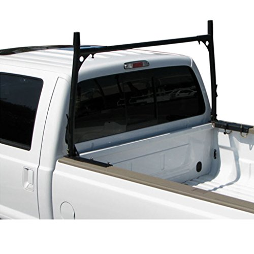 EAG E-Autogrilles Universal Safety 500lbs Rear Bed Cab Truck Rack Frame Protector/Headache (17611)