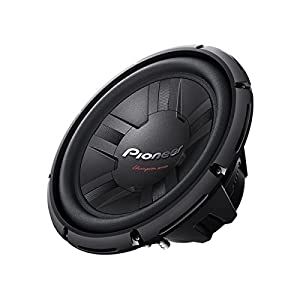 Pioneer TSW311D4 12- Inch. 1400 Watt Dual Voice Coil DVC Subwoofer