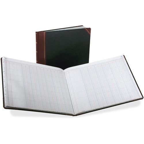25-150-12 Boorum & Pease 25 Columnar Book - 75 Sheet(s) - Thread Sewn - White - 1 Each Columnar Book 150 Sheet Thread