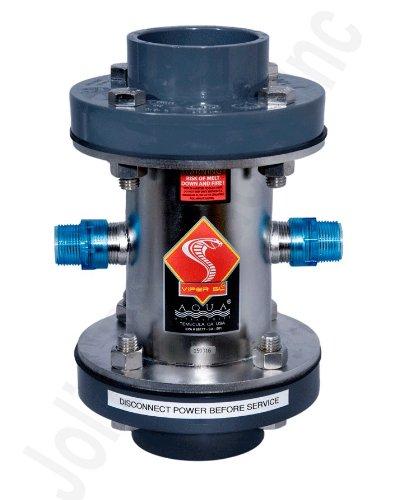 Viper 400 Watt Unit, 3'', Stainless Steel, With Flow Switch, 110V/60Hz