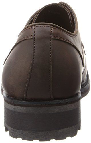 Kenneth Cole Onoterade Mens Lieuten Ant Sy Oxford Brun