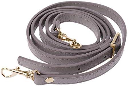 KinmyショルダーバッグハンドルDIY財布ストラップハンドバッグベルトストラップバッグアクセサリーPUレザー