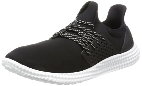 Atletismo Adidas Mujeres 24/7 W, Blanco Negro /, Nos 8