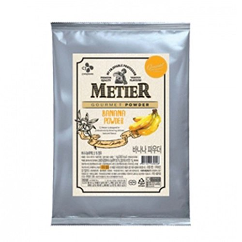 (Metier Banana Powder 1Kg Latte)