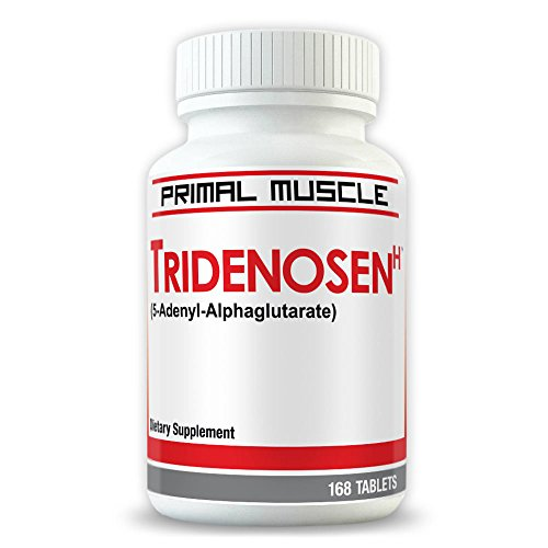 Tridenosen-H - Muscular Endurance Supplement - Users Report Dramatic Increase In Power, Speed, Stamina And Exercise Endurance - Results Guaranteed!