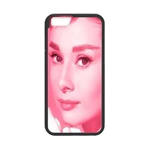 Generic Case Audrey Hepburn For iPhone 6 Plus 5.5 Inch 445C6T8397