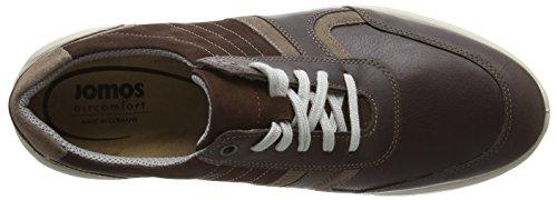 Jomos Herren Elan Sneaker Braun (caribon/capucino 168-3153)