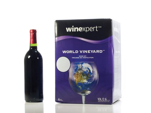 World Vineyard California Trinity Red