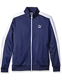 PUMA womens Archive T7 Athleisure Track Jacket