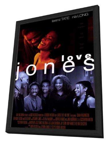 Love Jones - 11 x 17 Framed Movie Poster