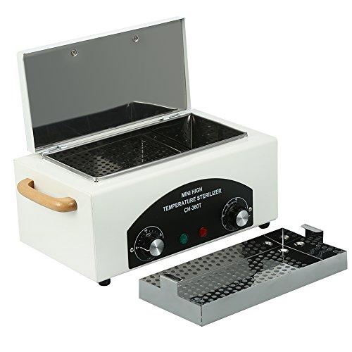 Esterilizador de alta temperatura con el tanque desprendible del acero inoxidable para las herramientas dentales del clavo