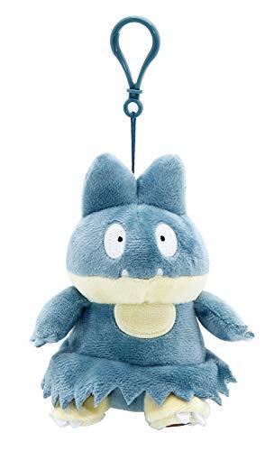 NOORI Pokemon Munchlax Backpack Clip Plush Doll 5