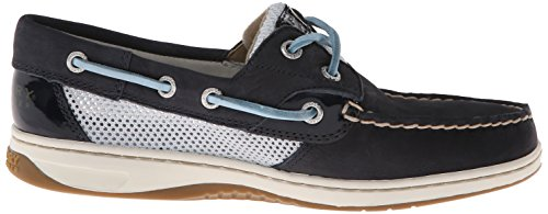 Sperry Top-sider Womens Bluefish Nm Boat Navy Blu