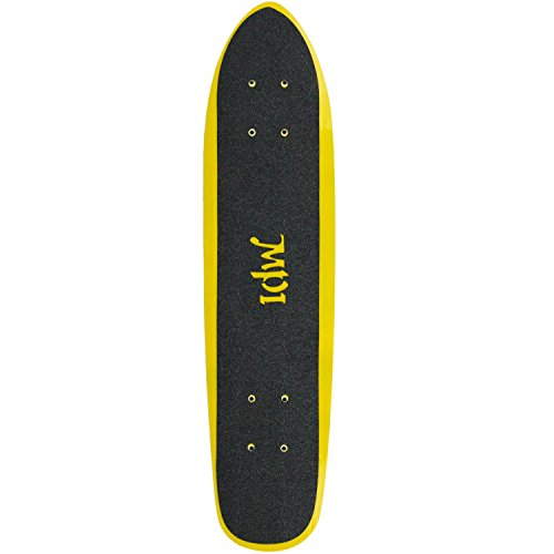 MPI NOS Fiberglass Skateboard Deck with Grip, 6.75