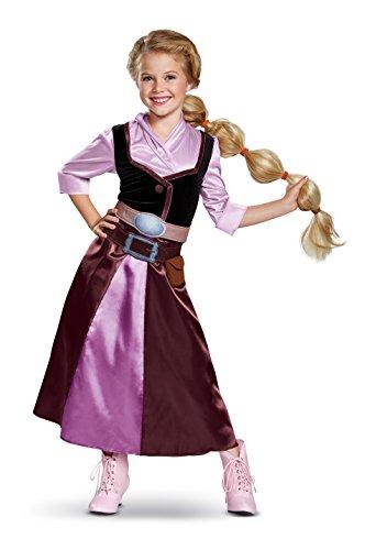 Disguise Rapunzel Season 2 Classic Child Costume, Purple, Size/(4-6x) -