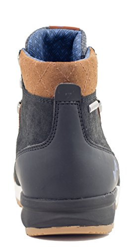 Forsake Patch - Women's Waterproof Premium Leather Hiking Boot (7, Black/Tan) by Forsake (Image #5)