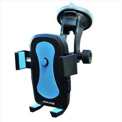 Multi-Function 2 in 1 Car Mount Holder For iPhone Samsung Galaxy Sony Android