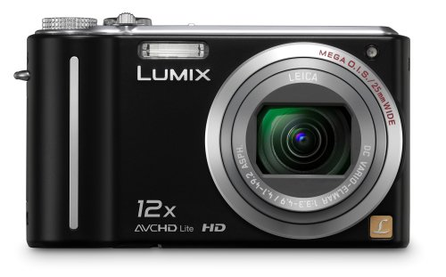Panasonic DMC ZS3 Digital Stabilized Black