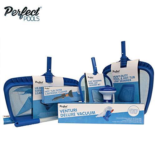Perfect Pools Venturi Deluxe - Aspiradora para SPA, Piscina y ...