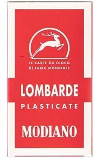 Amazon.com: Piamonte 36 Italiano Regional Playing Cards ...
