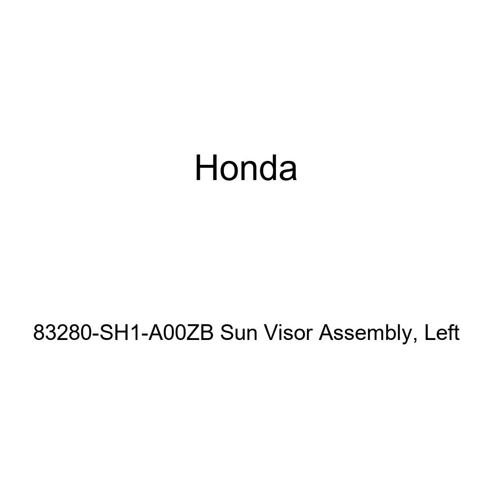 Left Honda Genuine 83280-SH1-A00ZB Sun Visor Assembly