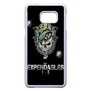 The Expendables For Samsung Galaxy Note 5 Edge Cell Phone Case White BTRY06411