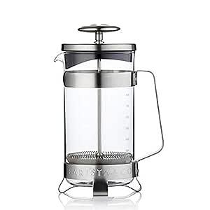 Hokaime Máquina de café de Prensa Francesa - Acero Inoxidable + ...