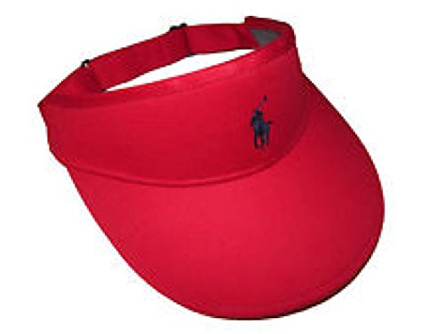 Polo Ralph Lauren Unisex Adjustable Pony - Polo Ralph Lauren Visor