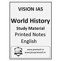Vision IAS World History Notes for UPSC Exam