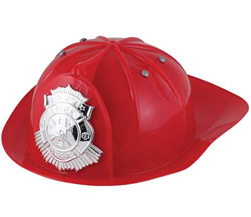 Kids Fireman Hats (Toysmith TSM669-F Fireman Hat)